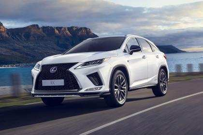 36 A 2020 Lexus RX 450h Research New