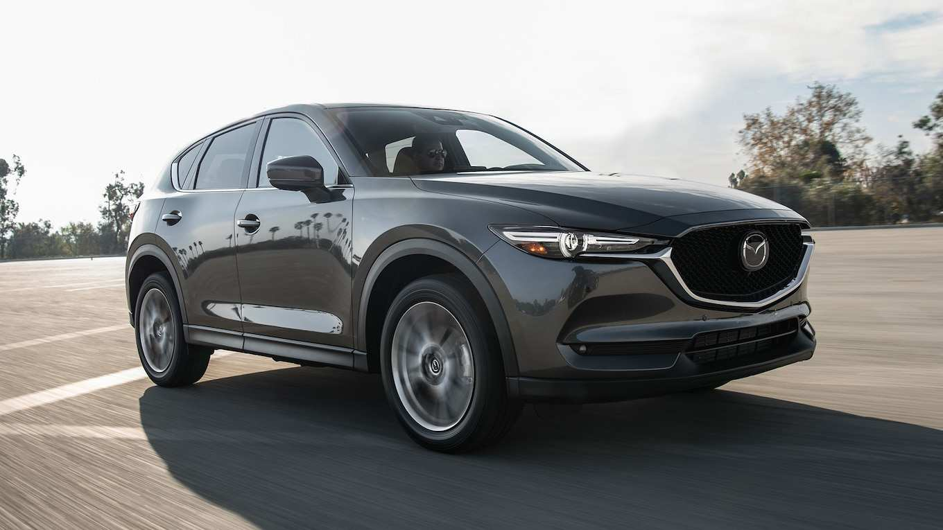 36 A 2020 Mazda CX 5 Pictures