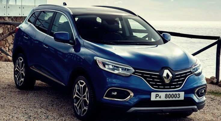 36 A 2020 Renault Kadjar Review And Release Date