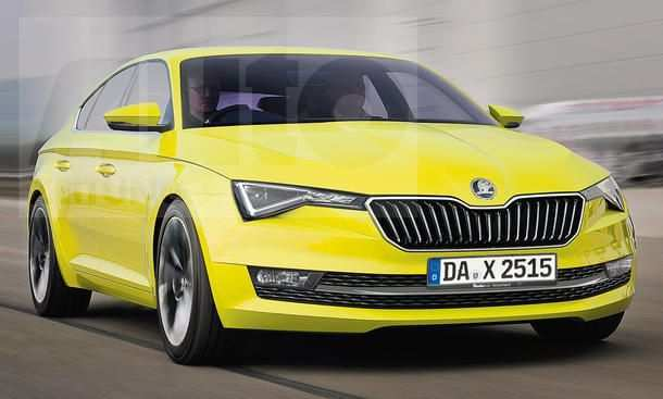 36 A 2020 Skoda Octavia Wallpaper