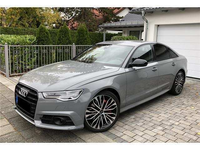 36 A 2020 The Audi A6 Configurations