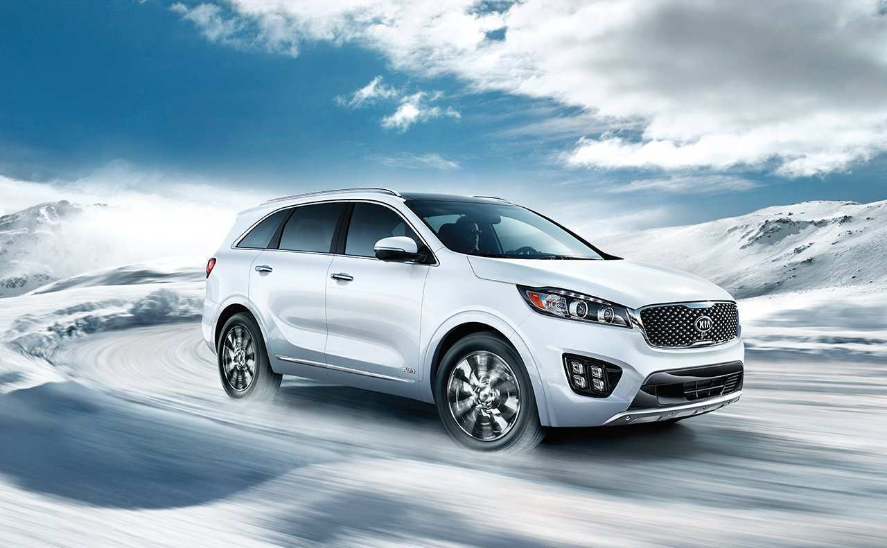 36 A Kia Sorento 2019 White Reviews