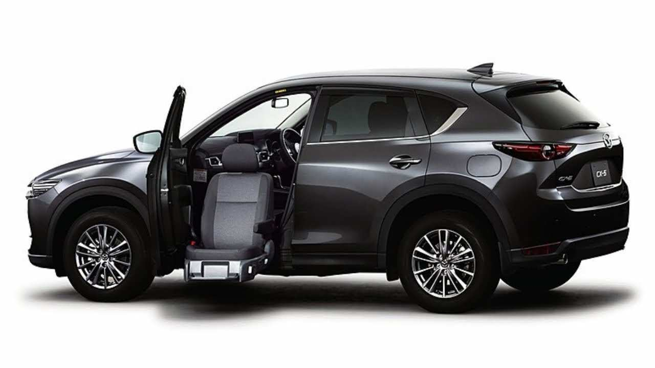 36 A Mazda Cx 5 2019 White New Review