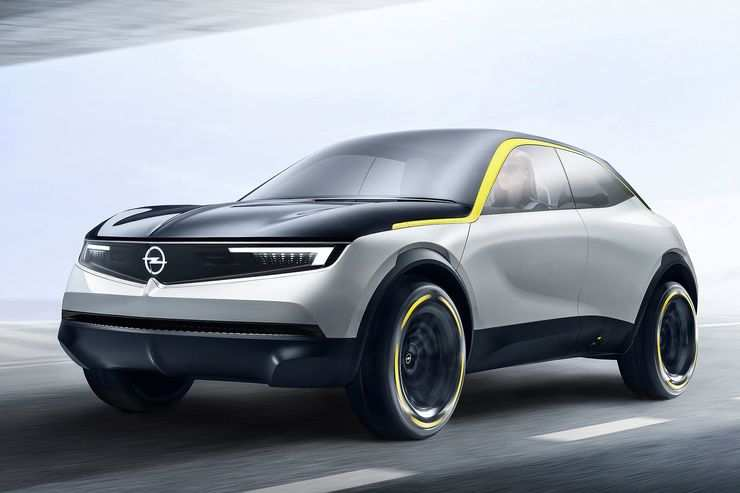 36 A Opel Suv 2020 Performance