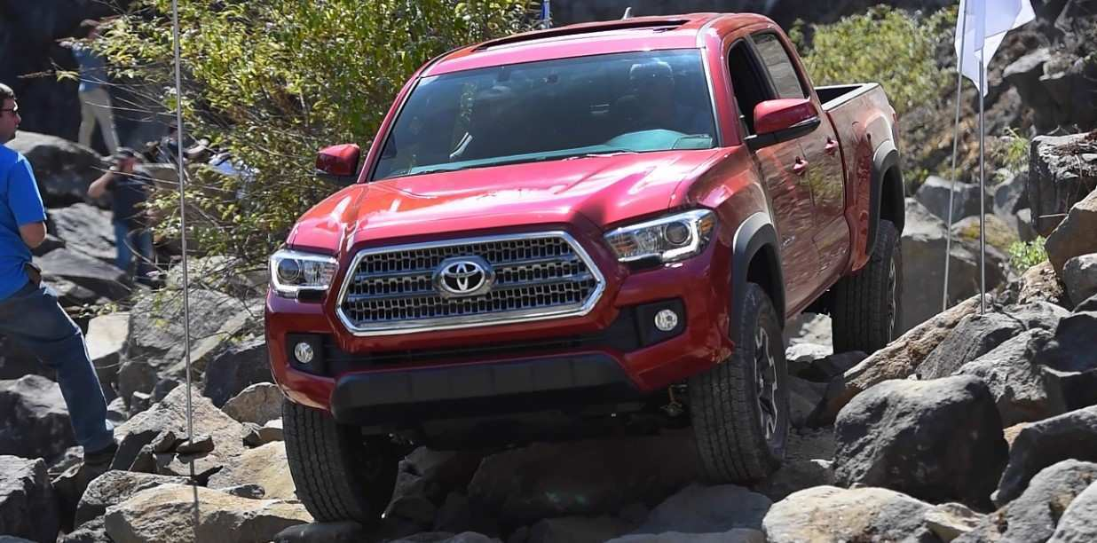 36 A Toyota Tacoma 2020 Release Date Review