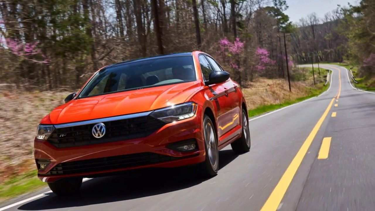 36 A Vw Jetta 2019 Mexico Redesign