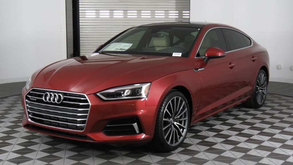 36 All New 2019 Audi A5 New Concept