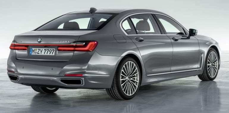 36 All New 2019 BMW 7 Series Configurations