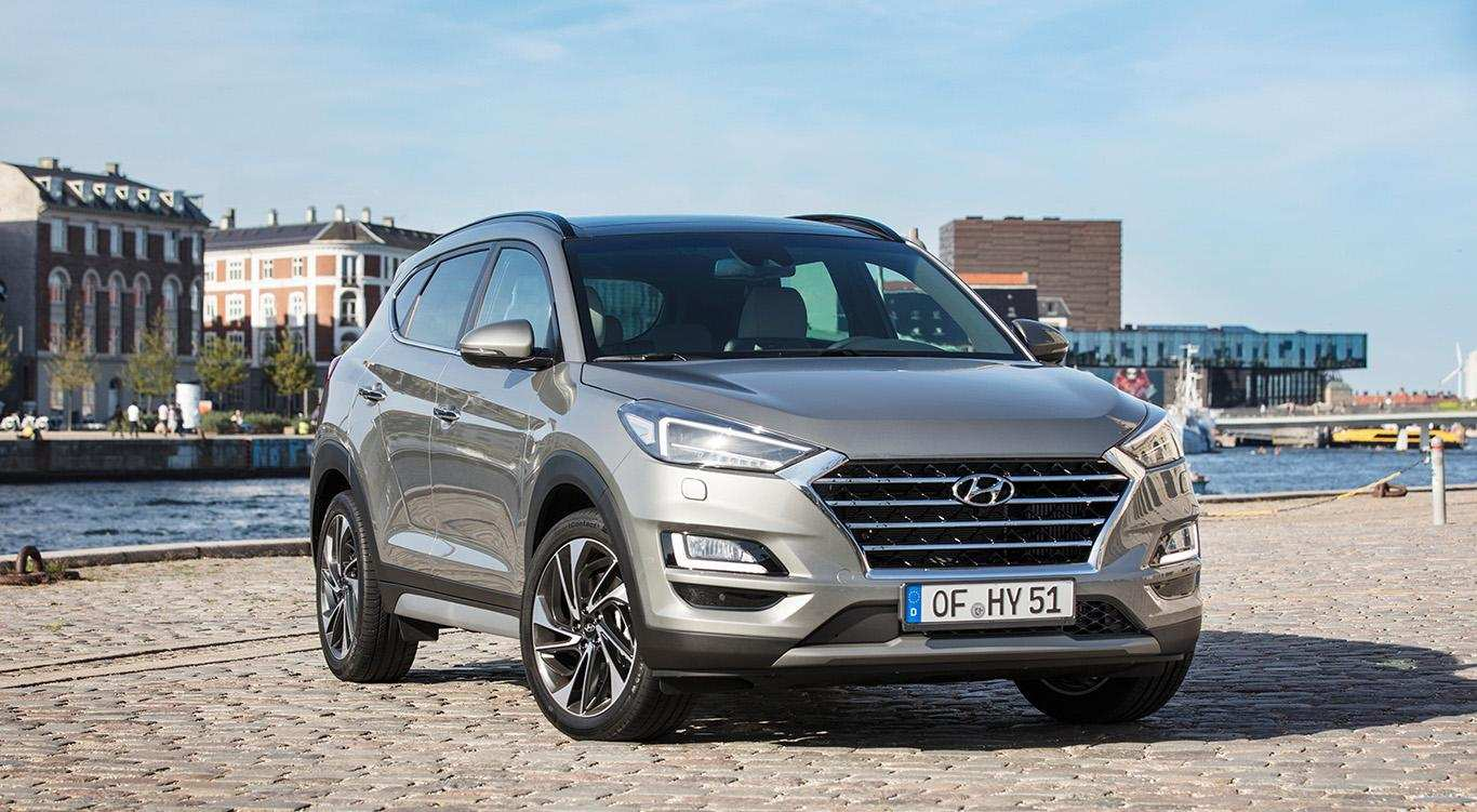 36 All New 2019 Hyundai Tucson Wallpaper