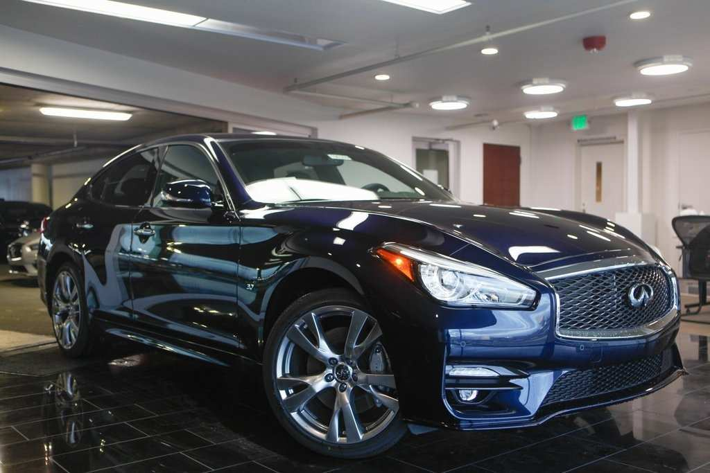 36 All New 2019 Infiniti Q70 Performance