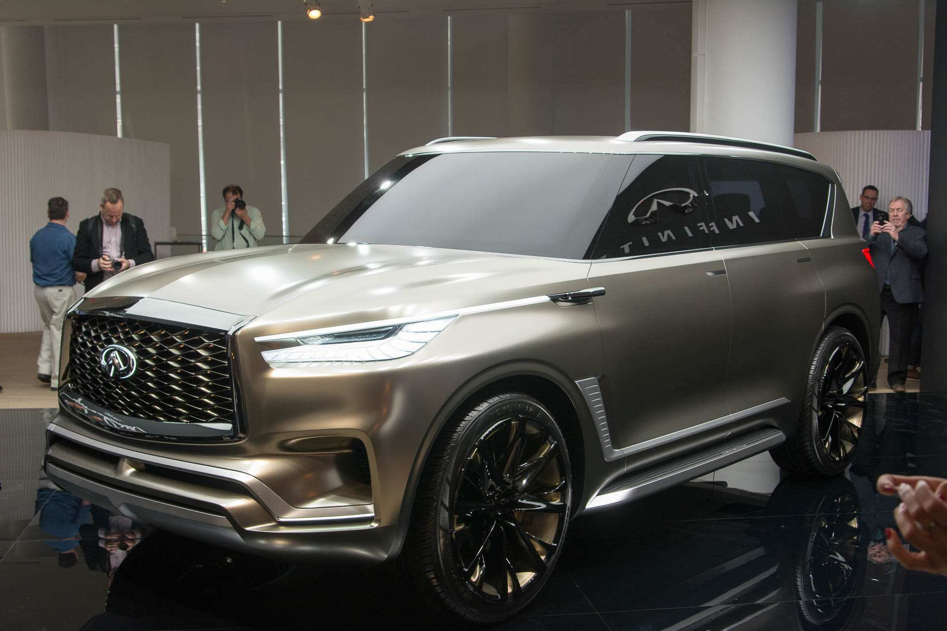 36 All New 2019 Infiniti Qx80 Monograph New Review