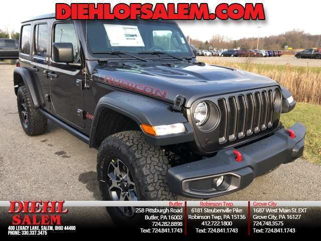 36 All New 2019 Jeep Wrangler Unlimited Performance And New Engine