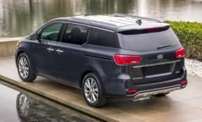 36 All New 2019 Kia Sedona Brochure Reviews
