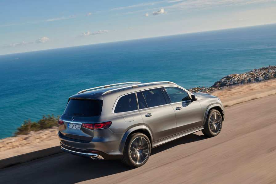 36 All New 2019 Mercedes GLS Redesign And Review