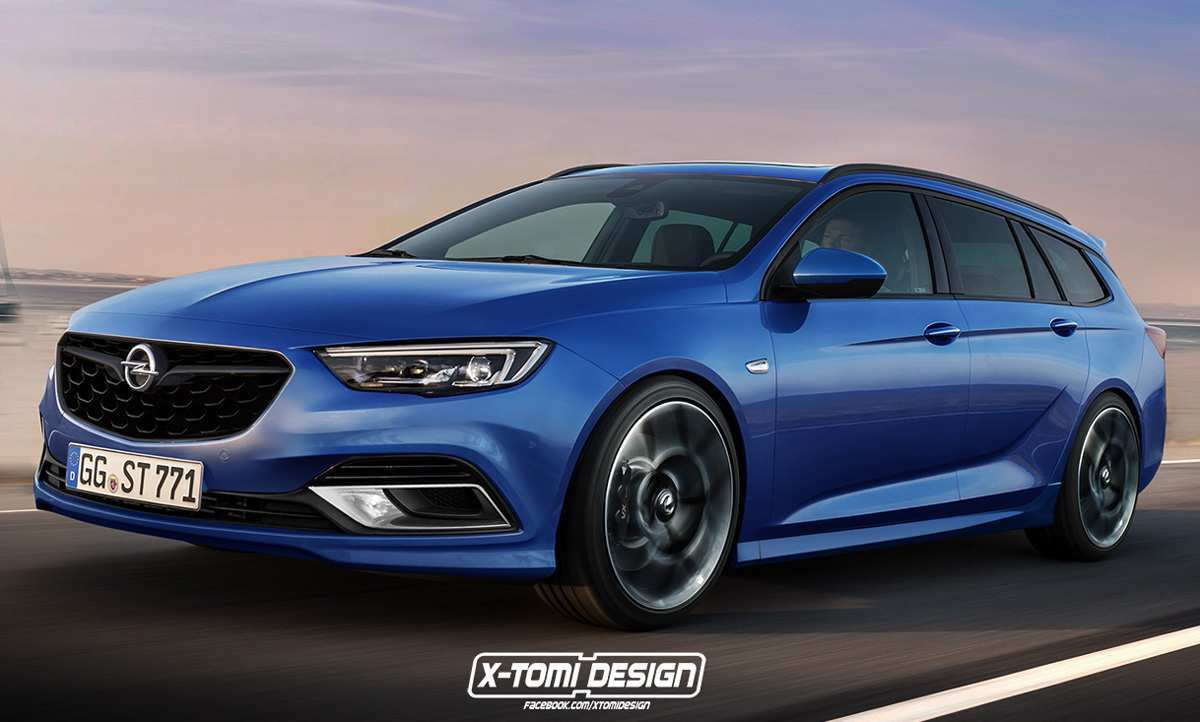 36 All New 2019 New Opel Insignia Prices