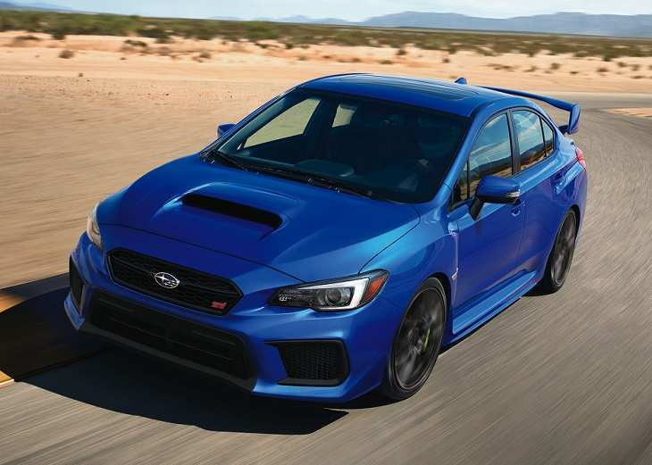 36 All New 2019 Subaru Wrx Review Style