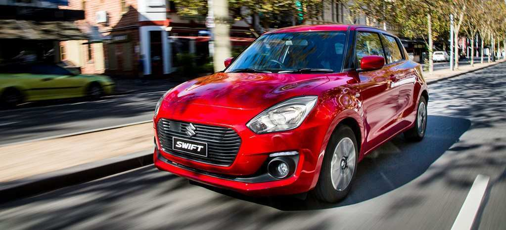 36 All New 2019 Suzuki Swift Redesign And Review
