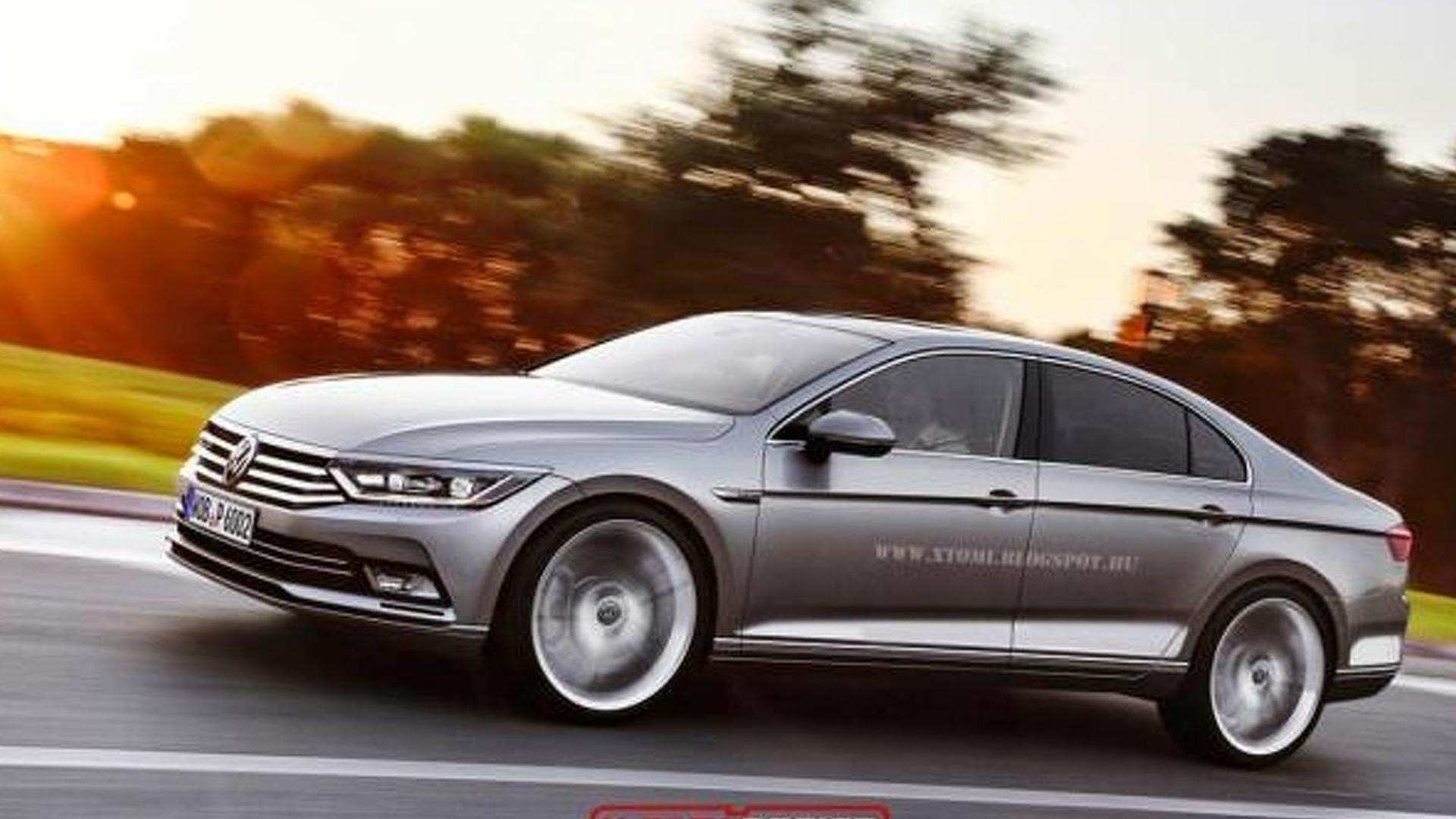 36 All New 2019 The Next Generation VW Cc Engine