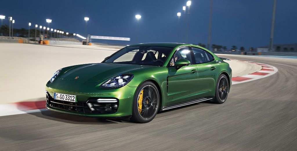 36 All New 2019 The Porsche Panamera Performance And New Engine