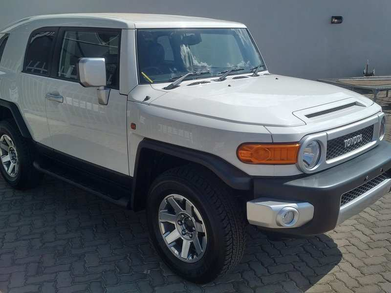 36 All New 2019 Toyota FJ Cruiser Performance And New Engine