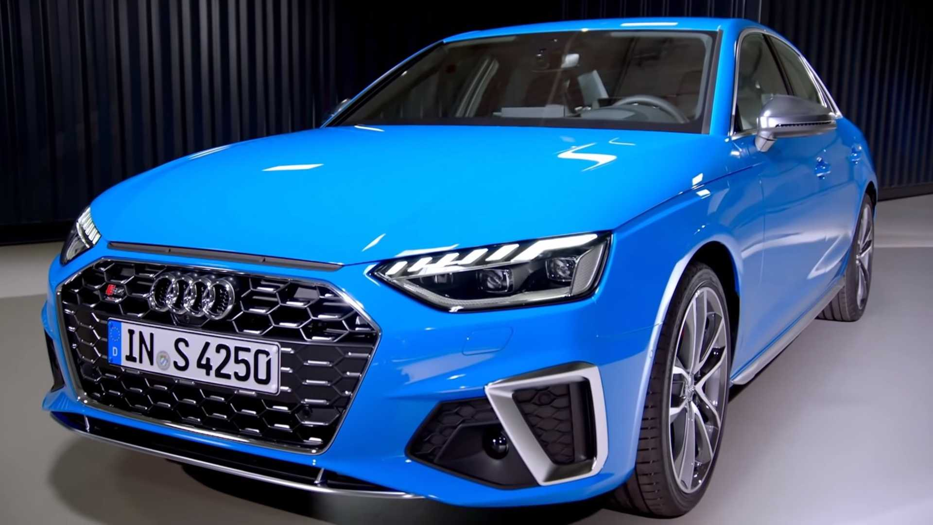 36 All New 2020 Audi A4 Style