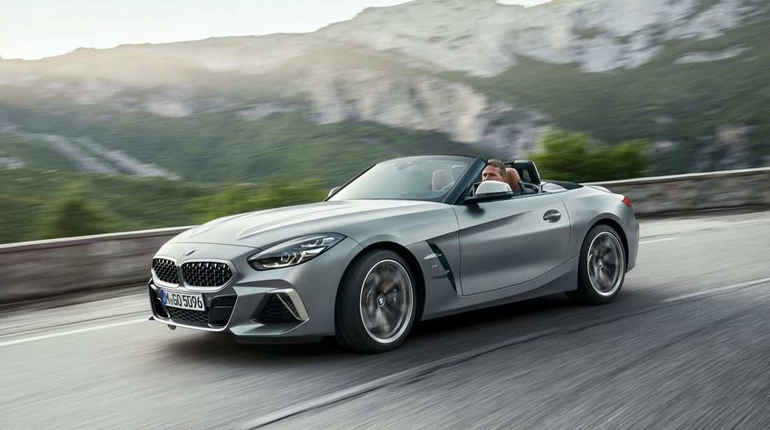 36 All New 2020 BMW Z4 Roadster Redesign And Concept