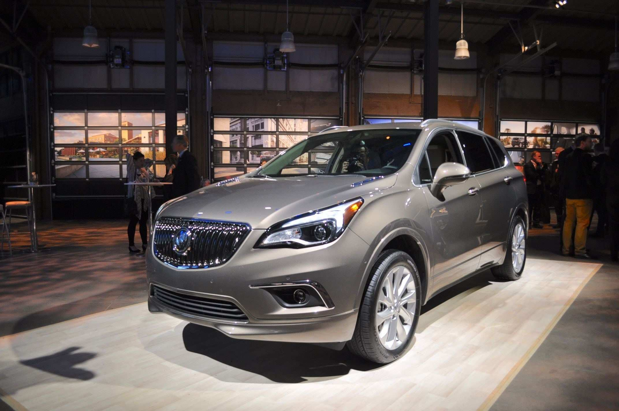 36 All New 2020 Buick Envision Performance
