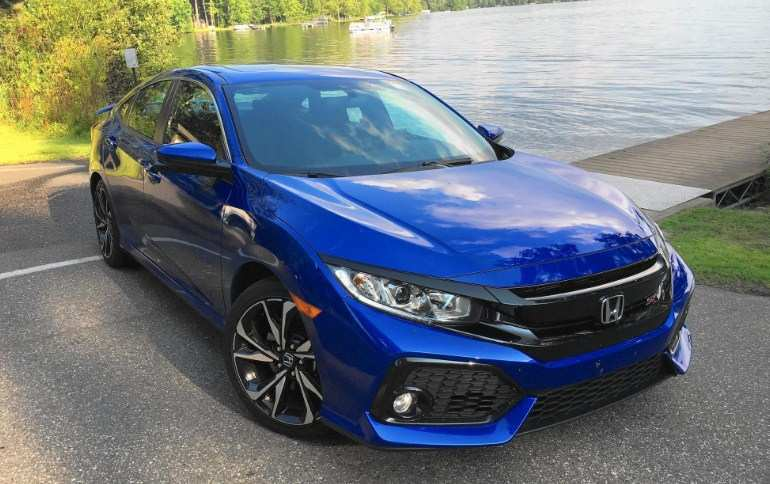 36 All New 2020 Honda Civic Si New Review