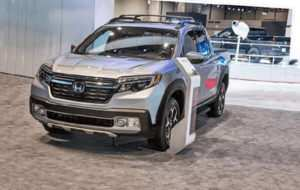36 All New 2020 Honda Ridgelineand First Drive