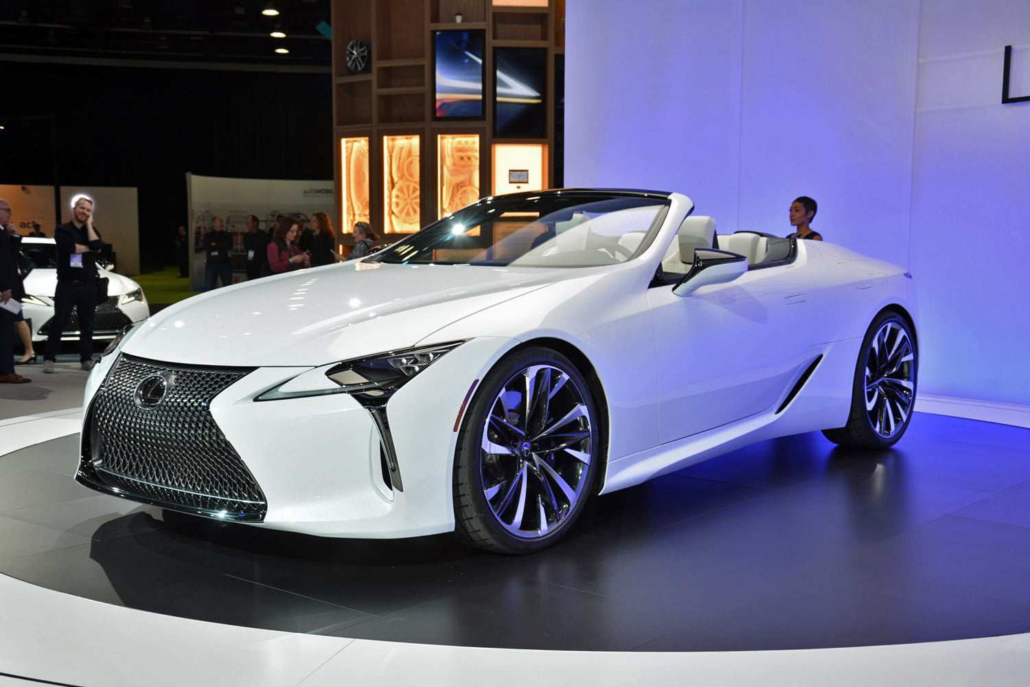36 All New 2020 Lexus SC Photos