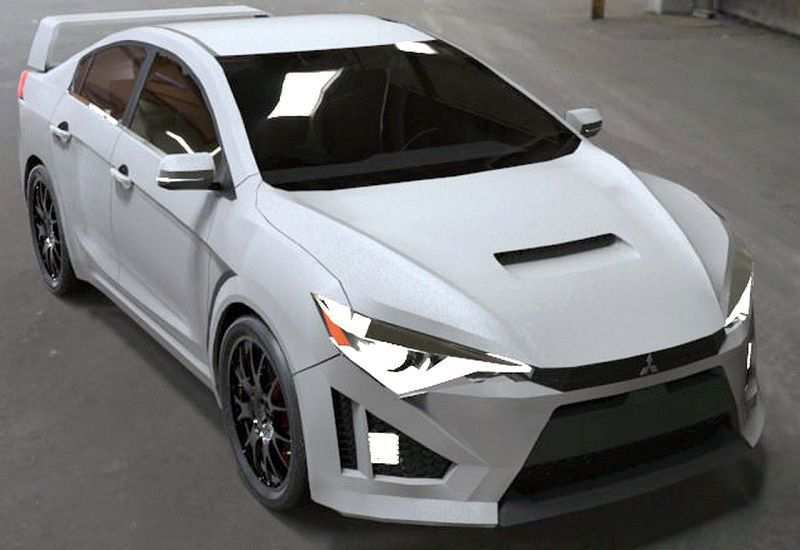 36 All New 2020 Mitsubishi Evo Release Date