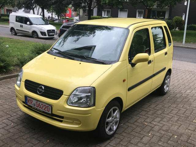 36 All New 2020 Opel Agila Pricing