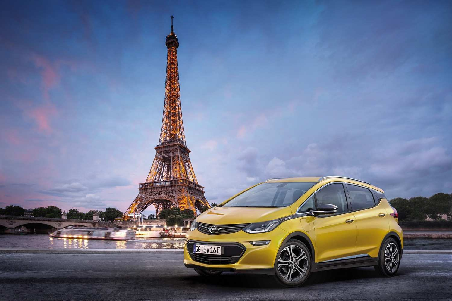 36 All New 2020 Opel Ampera History