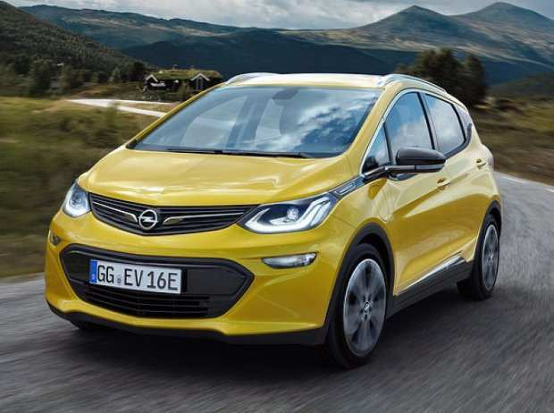 36 All New 2020 Opel Ampera Price And Review