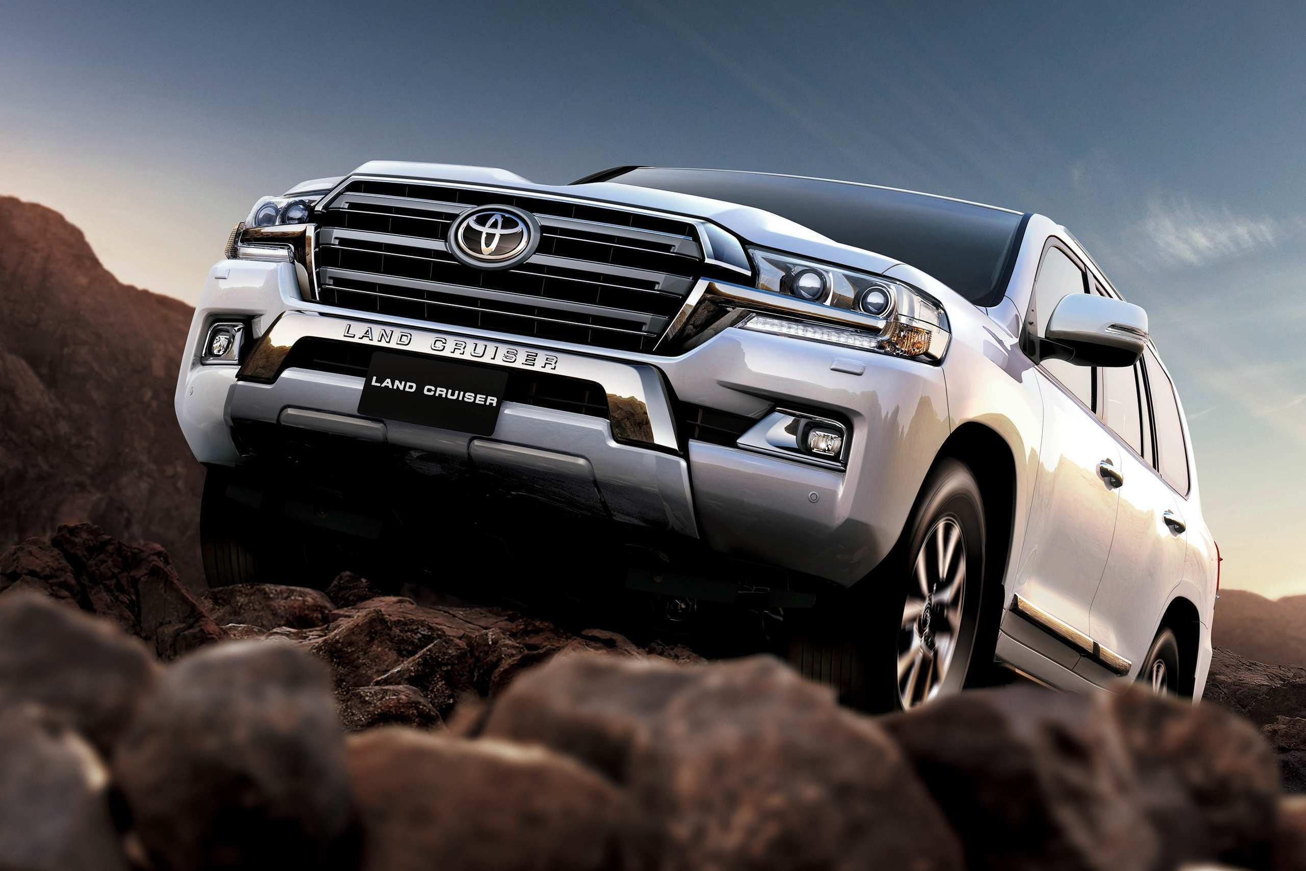 36 All New 2020 Toyota Land Cruiser Concept And Review