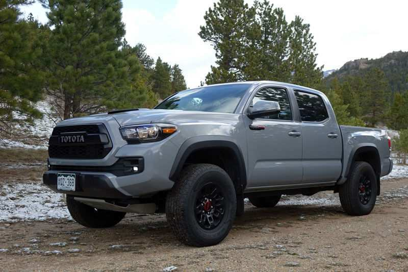 36 All New 2020 Toyota Tacoma Diesel New Model And Performance