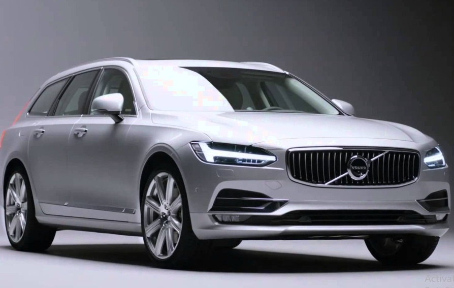 36 All New 2020 Volvo V90 Wagon Interior