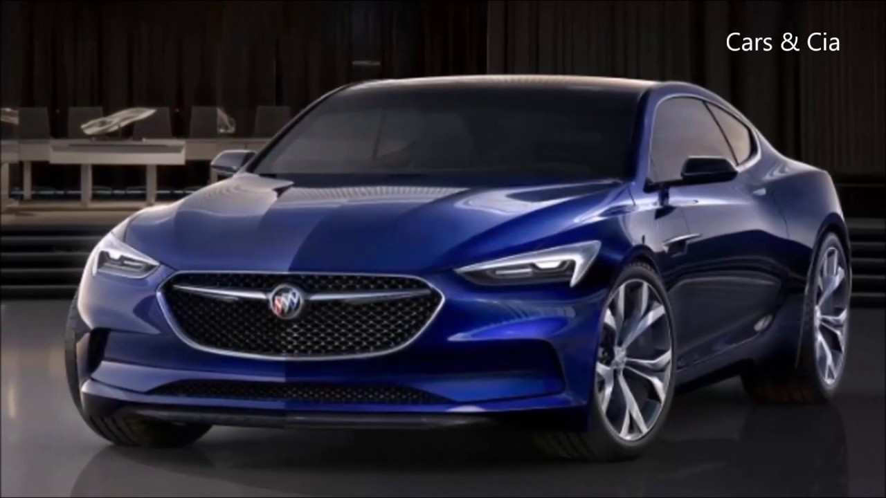 36 All New Buick Regal Grand National 2020 Overview