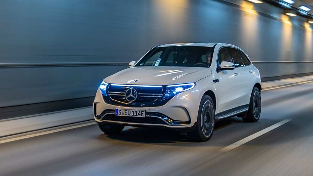 36 All New Eqc Mercedes 2019 Ratings