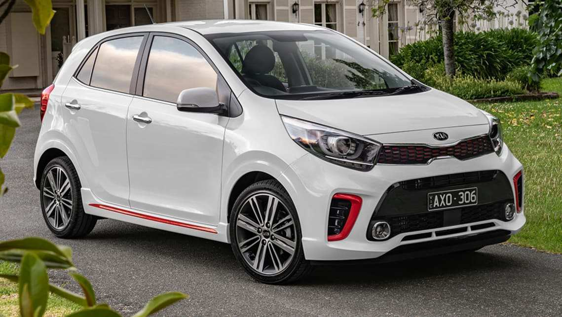 36 All New Kia Picanto 2019 Research New
