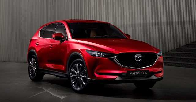 36 All New Mazda Cx5 Grand Touring Lx 2020 Redesign And Concept
