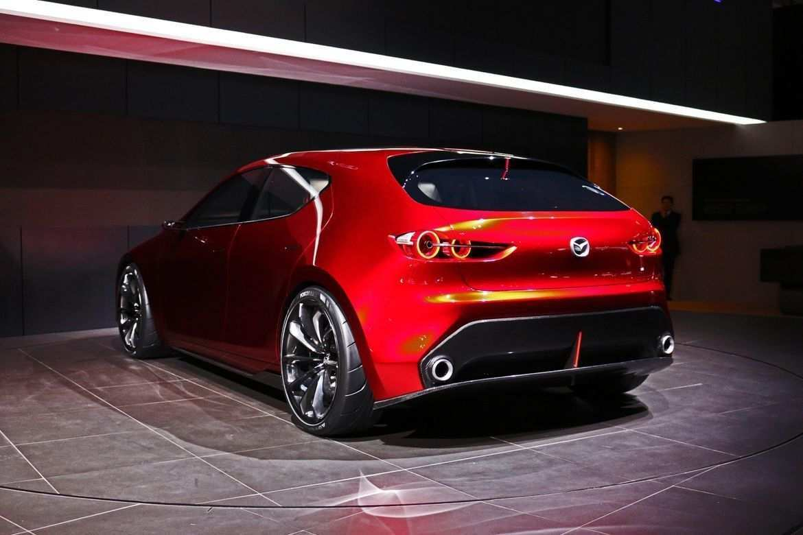 36 All New Mazda Kai 2020 New Concept