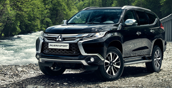 36 All New Mitsubishi Montero Wagon 2020 New Review
