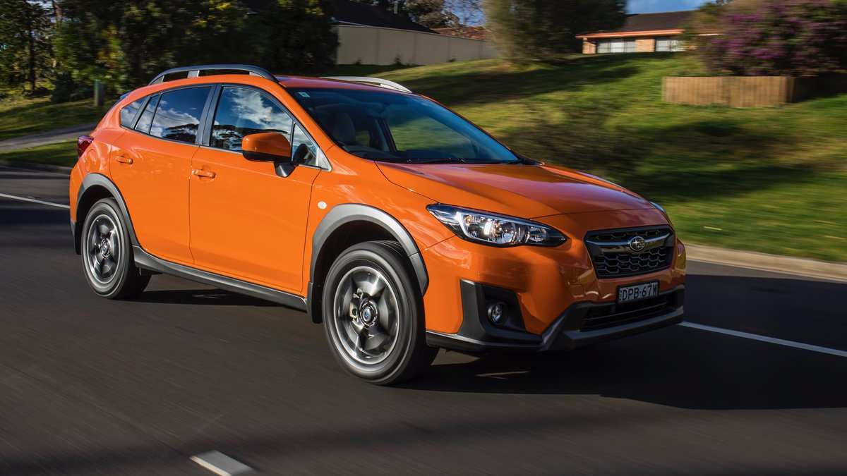36 All New Subaru Xv 2019 Review Concept And Review