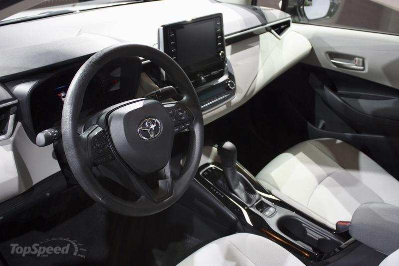 36 All New Toyota Corolla 2020 Interior Release