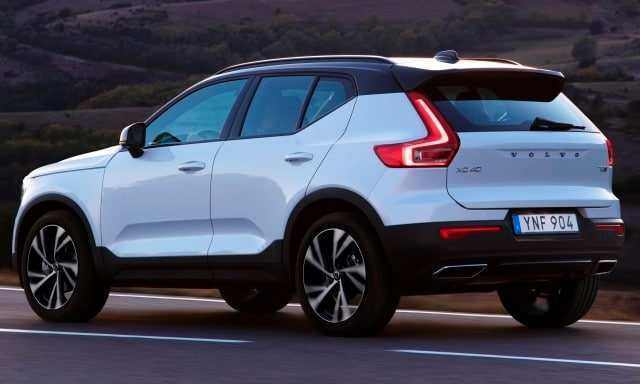 36 All New Volvo Cx40 2019 Performance And New Engine