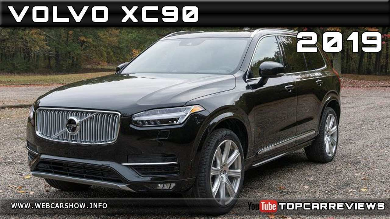 36 All New Volvo Xc90 Facelift 2019 Ratings