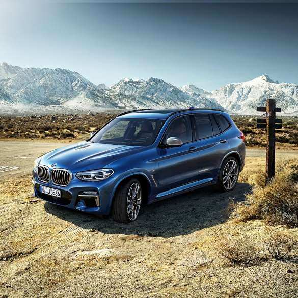 36 Best 2019 BMW X3 Interior