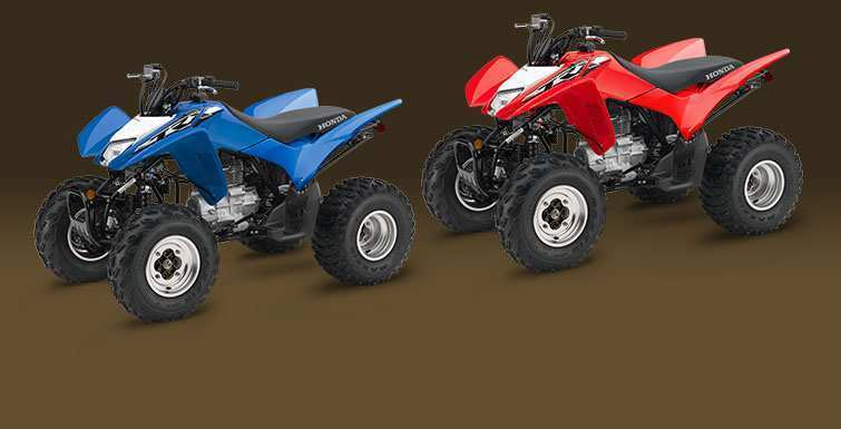 36 Best 2019 Honda Trx250X Performance