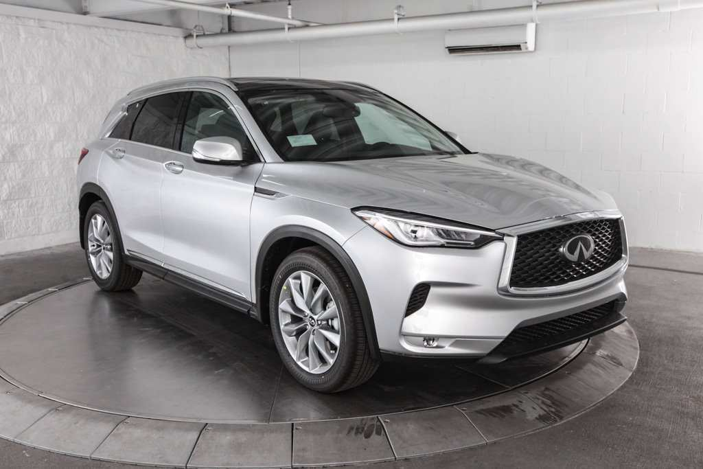 36 Best 2019 Infiniti Qx50 Black Redesign And Review